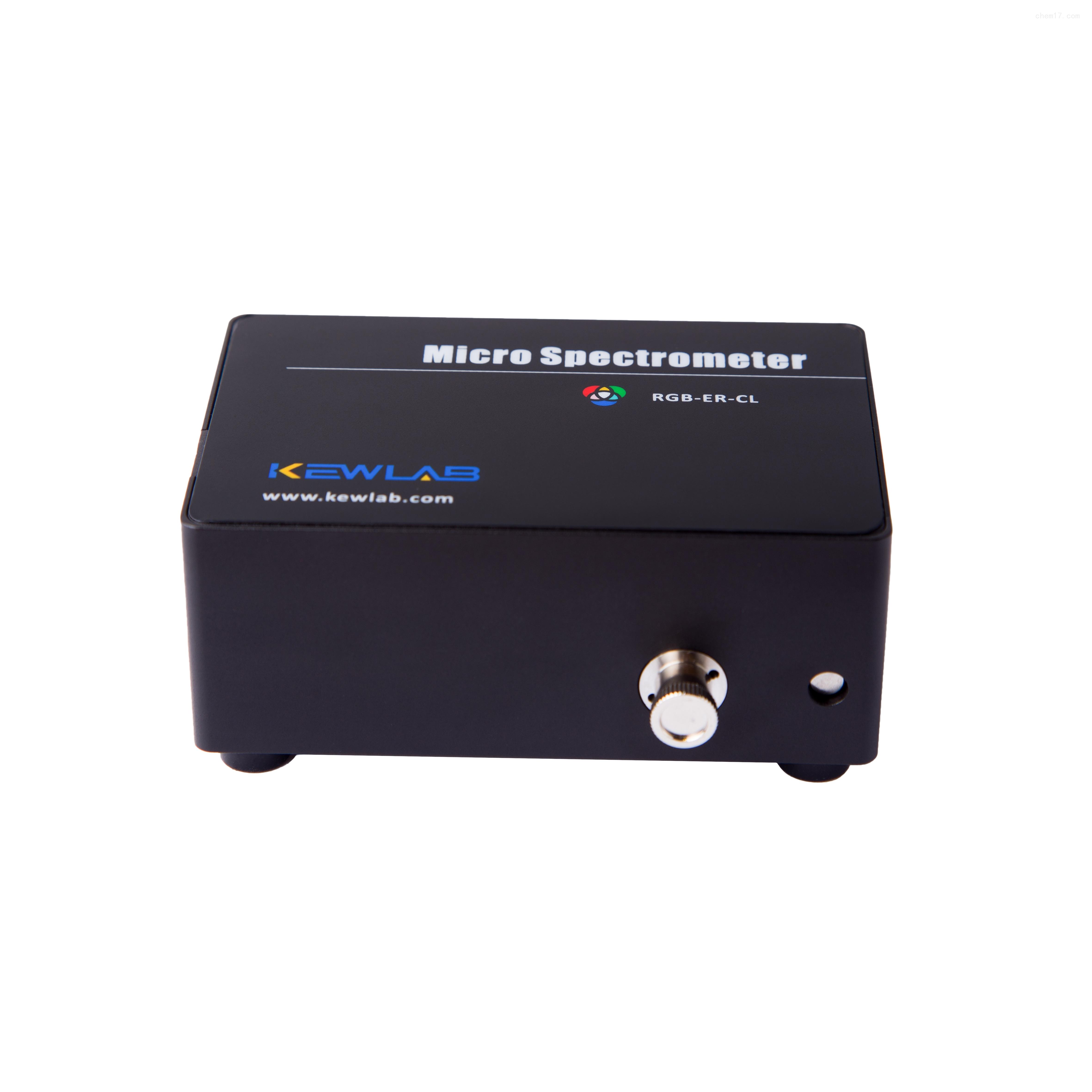 澳大利亚KEWLAB 微型光纤光谱仪