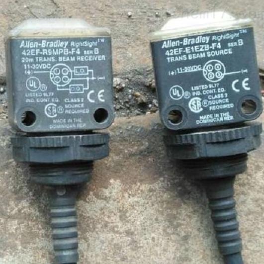 美国罗克韦尔AB短距背景抑制传感器