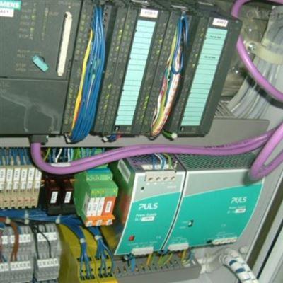 西門子PLC模塊通電後指示燈不亮當天修複好