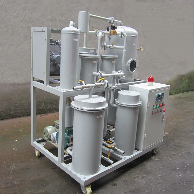 JYZ-100高效真空滤油机