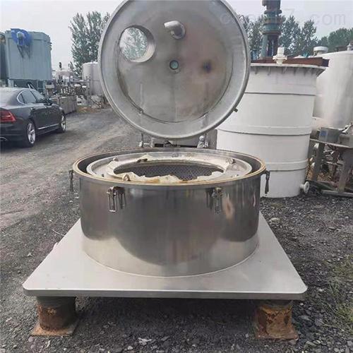 常年处理二手隔膜式压滤机二手设备厂