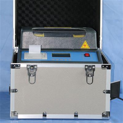 HS862A绝缘油介电强度自动测定仪