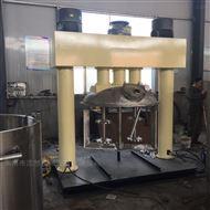 导热硅脂生产设备 行星动力混合机