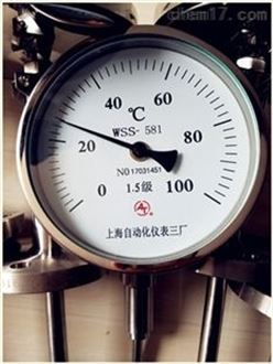WSS系列WSS系列-双金属温度计-上海自动化仪表三厂