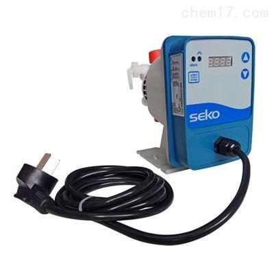 seko隔膜计量泵电磁泵DMS200AHP0800