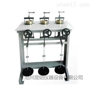单杠杆三联固结仪三联低压/三联中压试验仪