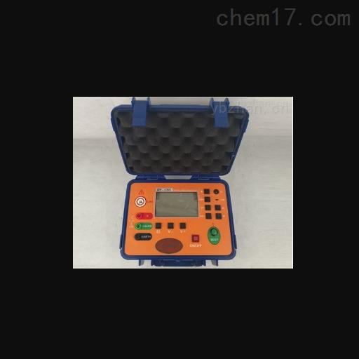 厂家定制5000v高压兆欧表/绝缘电阻测试仪