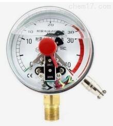 电接点压力表(0-160MPA)