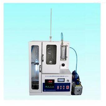 HSY-0165高沸点范围石油产品高真空蒸馏测定器