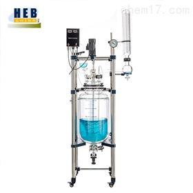 HEB-50L50L双层玻璃反应釜