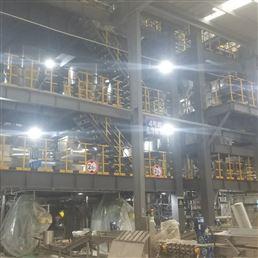 合肥信远江苏常州大袋水溶肥包装码垛生产线
