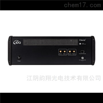 Clavis3 QKD平臺