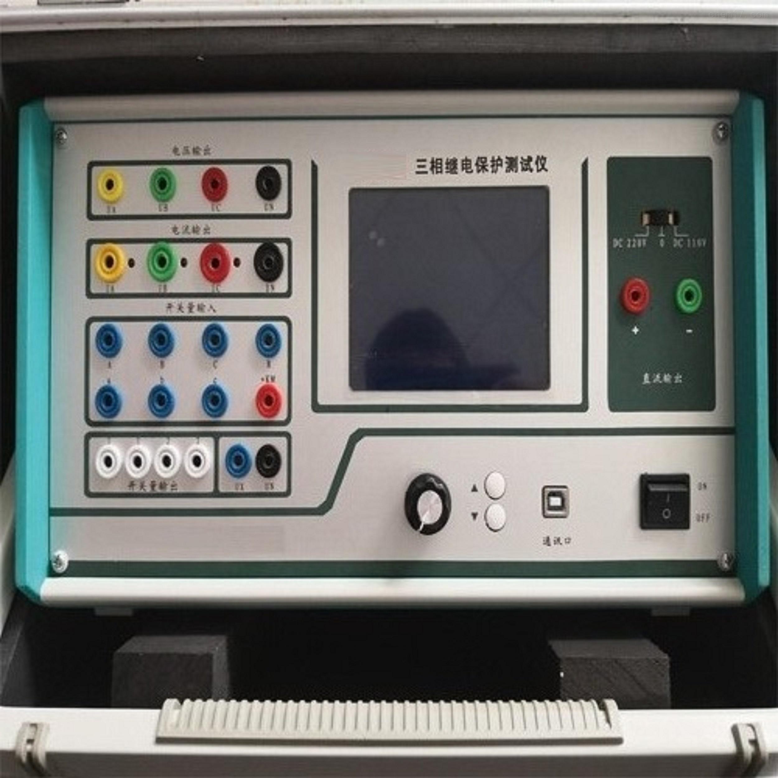 大功率三相继电保护检测仪制造商