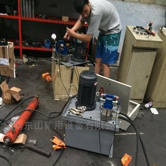 矿用风门电控装置与气动控制