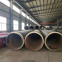DN500小区集中供暖地埋防腐保温管出厂价