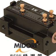 LP-xF系列日本绿测器MIDORI透析机直线位移传感器
