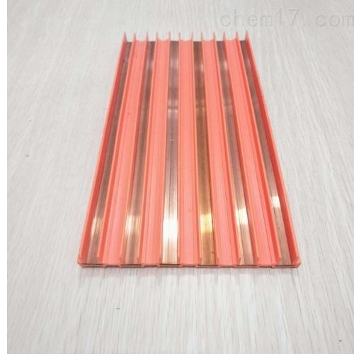 TMX-12-80无接缝滑触线技术参数