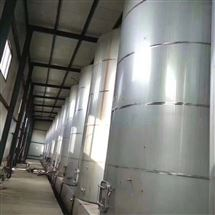 二手30立方不锈钢储存罐供应