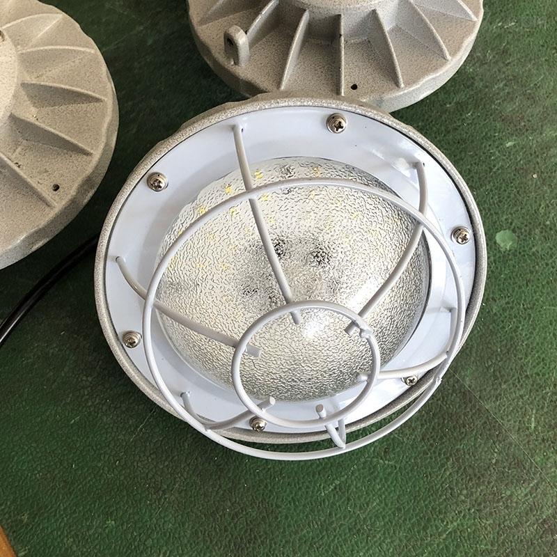 燃料库用冷光源耐高温LED防爆吸顶灯EX