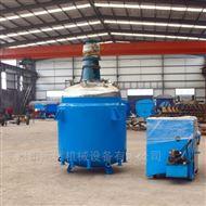 不銹鋼水加熱反應釜