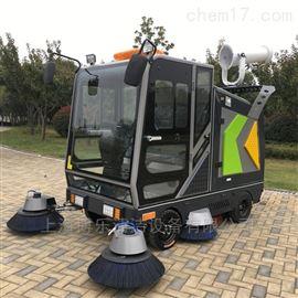 山西运城物业用驾驶式扫地车