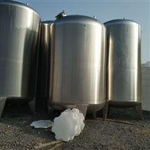 二手不锈钢盐酸储存罐低价转让