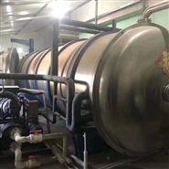 回收二手200平方食品冻干机