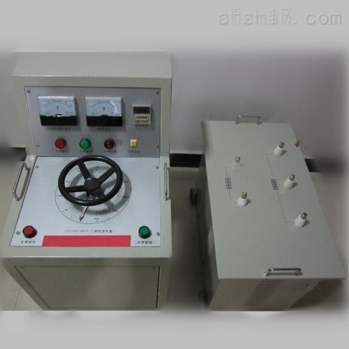 感应耐压试验装置操作简单