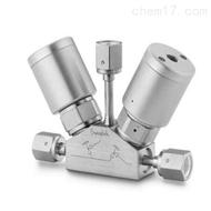 6LVV-P1V222P-AA世伟洛克超高纯隔膜密封2阀组常闭执行器