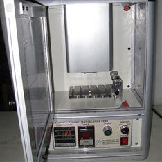 银宗阻燃性测试机