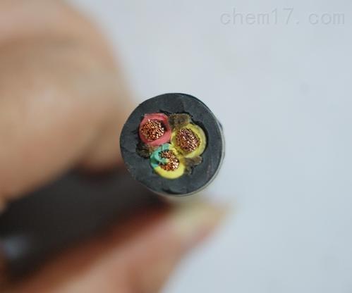 YC-4*2.5橡套軟電纜