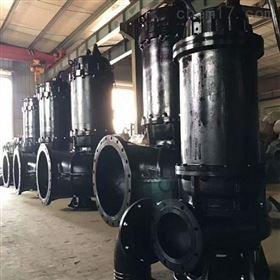 WQS大流量双流道潜水排污泵