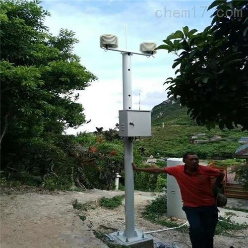 气象环境负氧离子监测无线传输系统