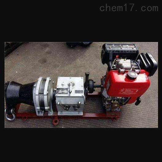 承装(修、试)三级电动绞磨机50kN