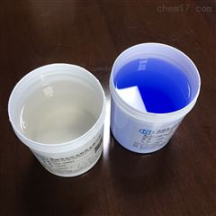 HY-95双组分高透明硅凝不干胶