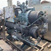 二手热泵机组 低温螺杆制冷机组
