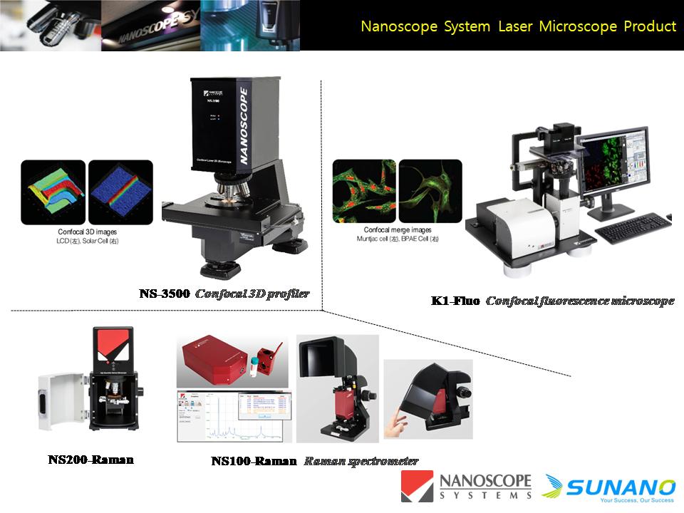 韩国Nanoscope System全线产品诚招全国各级代理商