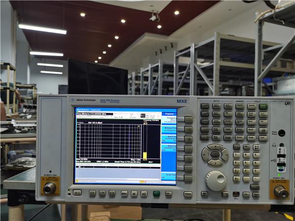安捷伦N9038A EMI接收机维修案例