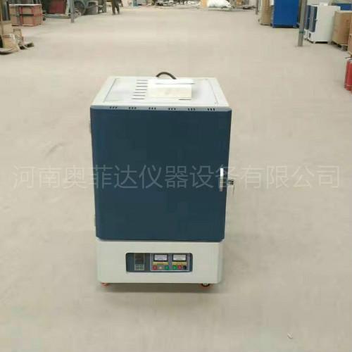 马弗炉设备温度与内胆尺寸选型参照表