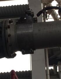 天气燃气管道带压开孔