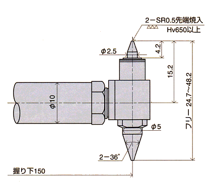 尺寸图CC-1B系列