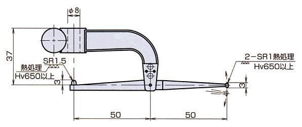 外形尺寸XY-2
