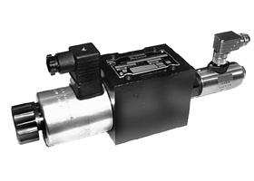 Parker派克D3W/D3DW系列带电感位置控制电磁换向阀