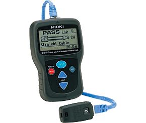 HIOKI 3665-20 LAN电缆测试仪