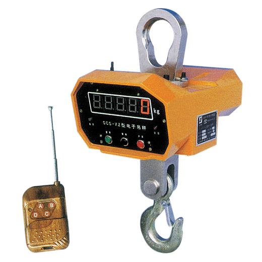 电子吊钩秤