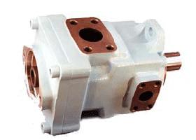 DENISON丹尼逊T6CR, T6DR, T6ER系列带尾驱动单联叶片泵
