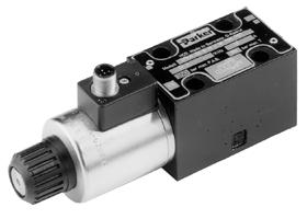 Parker派克D1VW-8W系列电动式换向阀
