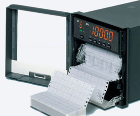 SR10000系列记录仪新型记录纸纸盒