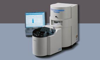 shimadzu 岛津激光衍射式粒度分布测量仪SALD-301V