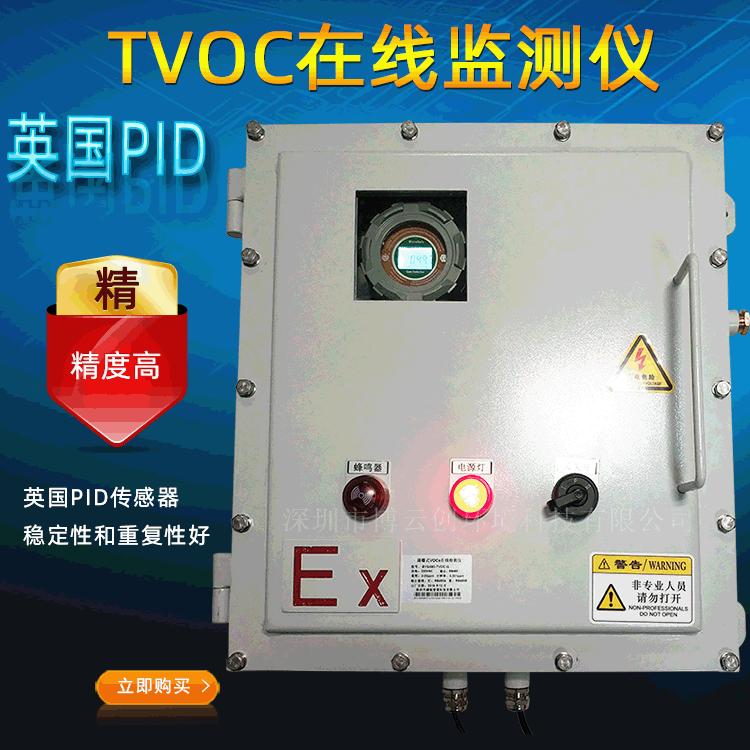 TVOC监测仪介绍图